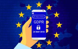 GDPR 25 May 2018